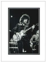 Jeff Lynne Autograph Signed Photo - ELO